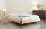 Chesterfield златно легло