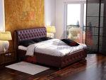 Производство на тапицирани легла за хотел